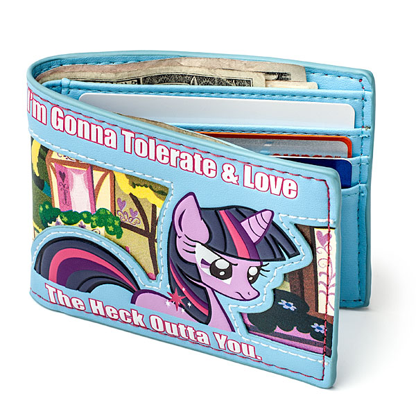 My Little Pony Friendship is Money Wallet