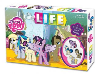 My Little Pony Game of Life