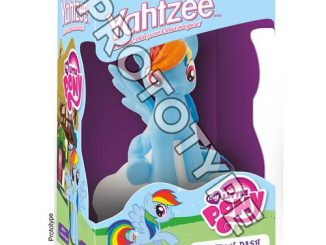 My Little Pony Rainbow Dash Yahtzee Game