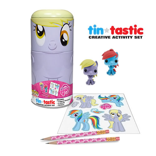 My Little Pony Tin Tastic Pencil Set