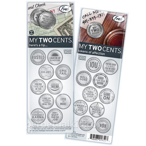 My Two Cents Tokens