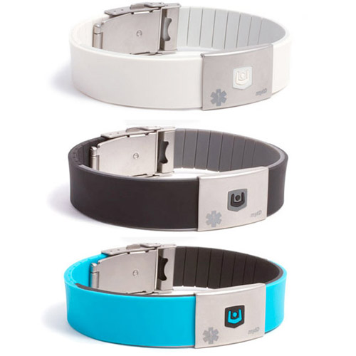 MyID Band Colors