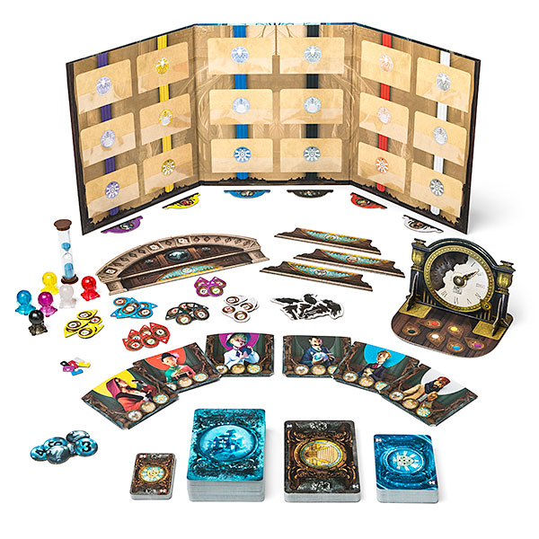 how to build the mysterium