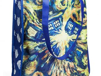 Mystery Doctor Who Generator Gift Bag