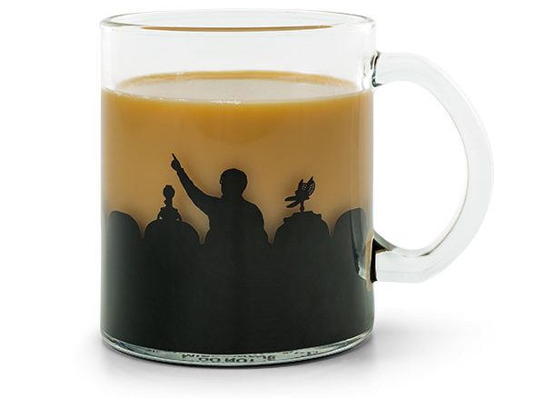 Mystery Science Theater 3000 Glass 16oz Mug