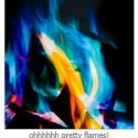 Mystical Fire Color Packs with Red, Blue, Green and Purple flames