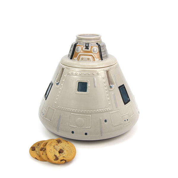 NASA Apollo Capsule Cookie Jar