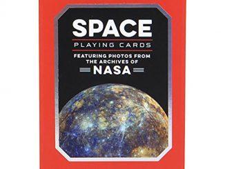 NASA Space Playing Cards