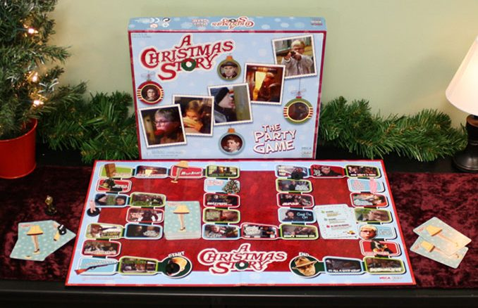 NECA A Christmas Story Party Game