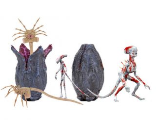 NECA Alien Covenant Deluxe Creature Accessory Pack