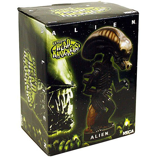 NECA Alien Extreme Warrior Head Knocker