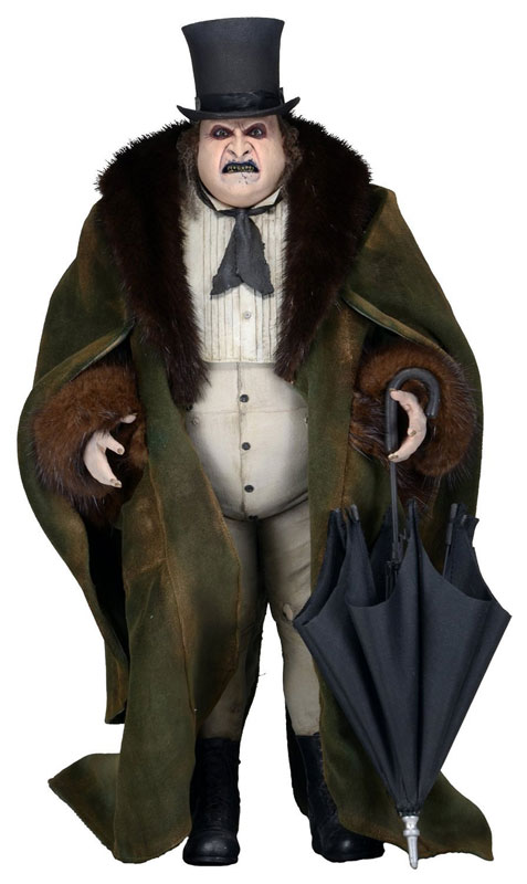 NECA Batman Penguin (Devito) Quarter Scale Action Figure