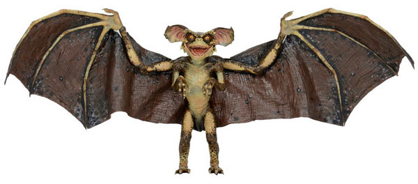NECA Gremlins 2 The New Batch Bat Gremlin Deluxe Boxed Action Figure