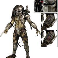 NECA Predator Jungle Hunter Quarter Scale Action Figure