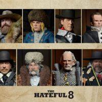 NECA The Hateful Eight Action Figure Set