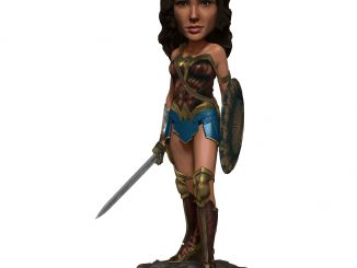 NECA Wonder Woman Bobble Head