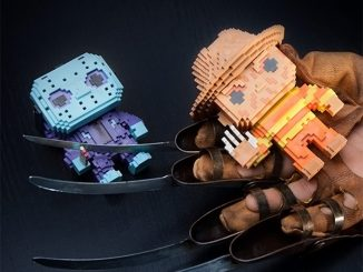 NES 8-Bit Jason Freddy Funko POP! Vinyl Figures