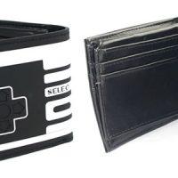 NES Controller Bifold Wallet