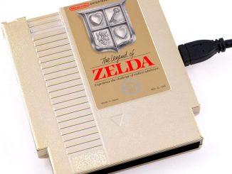 NES The Legend of Zelda 500GB Hard Drive