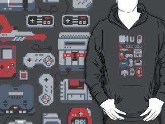 NEStalgia Nintendo Hoodie