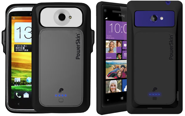 NFC-Enabled Smartphone Battery Cases