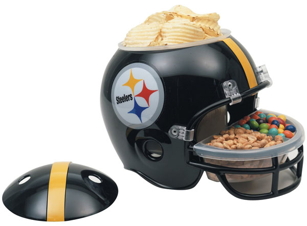 NFL Assorted Teams Snack Helmets