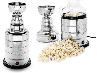 NHL Stanley Cup Popcorn Maker