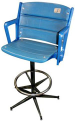 NY Yankee Stadium Seat Bar Stool
