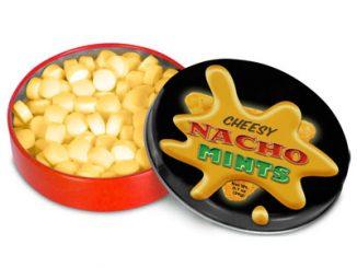 Nacho Candy Mints