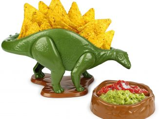 Nachosaurus Dip and Snack Bowls