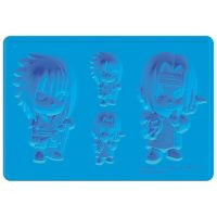 Naruto Sasuke and Itachi Uchiha Silicone Ice Cube Tray