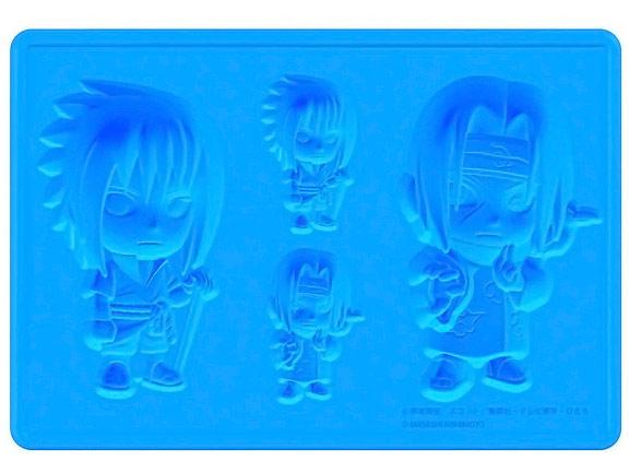 Naruto Shippuden Sasuke and Itachi Silicone Mold