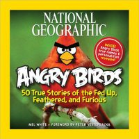 National Geographic Angry Birds Book