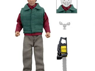 National Lampoon's Chainsaw Clark Action Figure