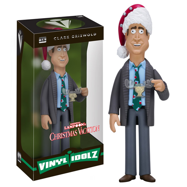 National Lampoon S Christmas Vacation Clark Griswold Figure