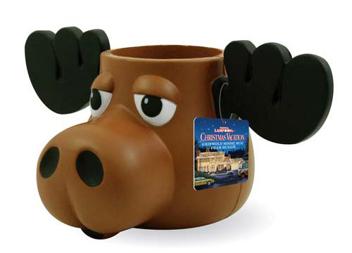 National Lampoons Christmas Vacation Moose Can Hugger