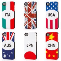 Nations Cases for iPhone 4 & iPhone 4S