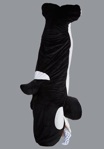 Nautical Sea-nic Adventures Sleeping Bag in Orca