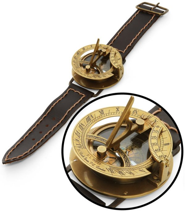 Navitron-Steampunk-Wrist-Compass-and-Sun