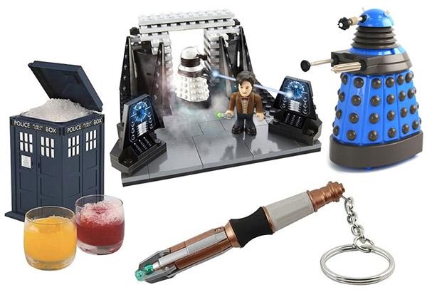 Neatoshop Doctor Who Giveaway