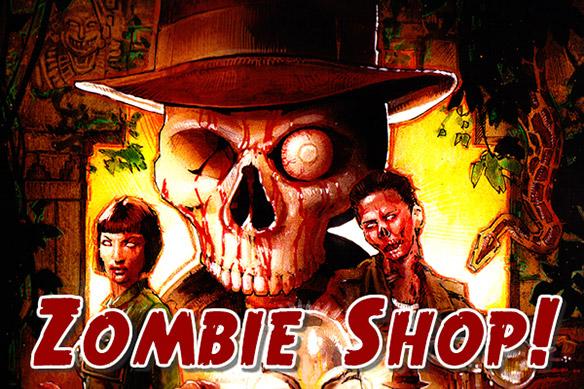 Neatoshop Zombie Shop Giveaway