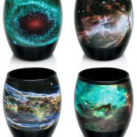 Nebula Glass Set