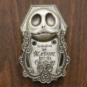 Neca Nightmare Before Christmas Pewter Jack Bite Door Knocker