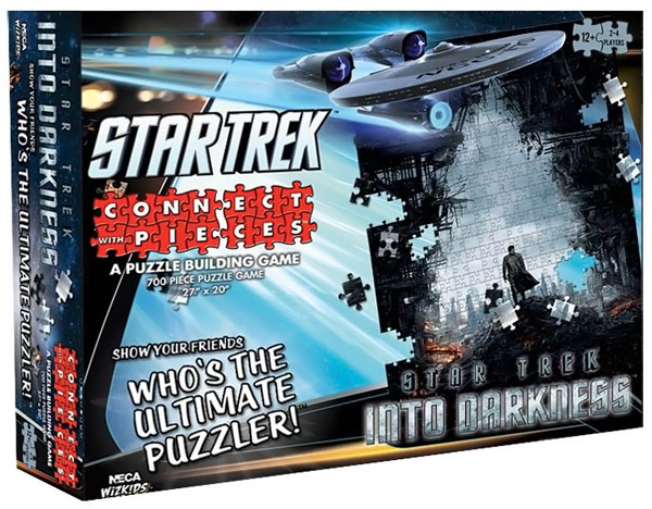 Neca Star Trek Connect with Pieces Puzzle