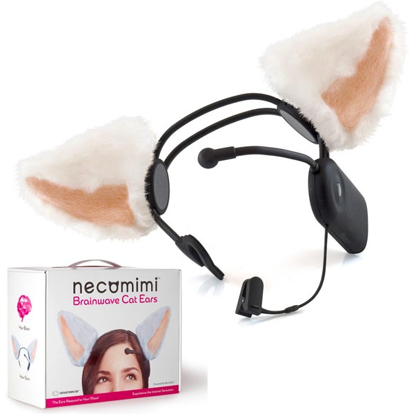 Necomimi Brainwave Cat Ears