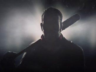 Negan Walking Dead Tekken 7