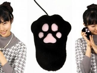 Neko Cat Paw Mouse