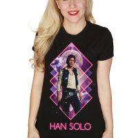 Neon Han Solo T-Shirt