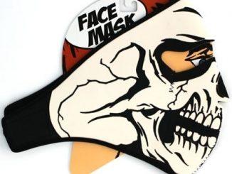 Neoprene Skull Face Mask