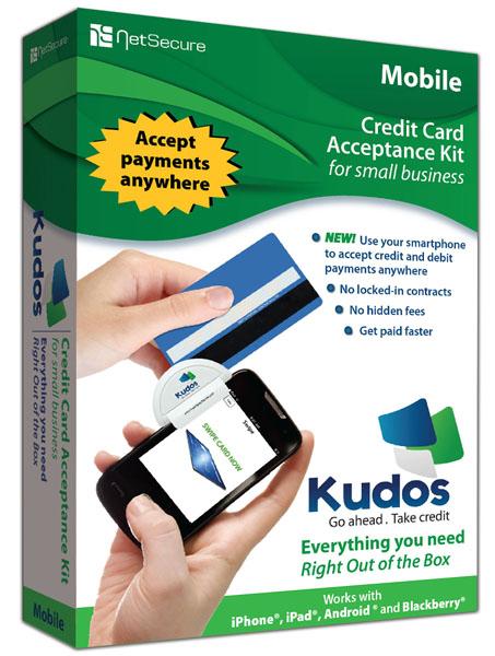 NetSecure Kudos Mobile Credit Card Reader